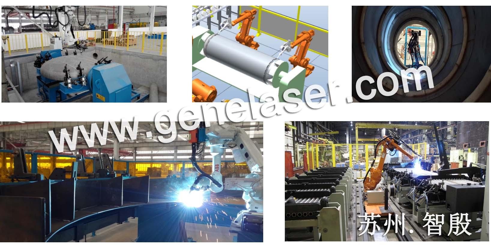 苏州智殷压力容器全自动焊接设备管道自动焊接设备
