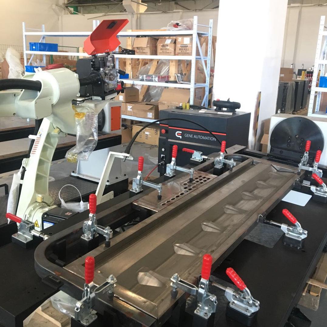 苏州智殷电动车钣金弧焊机器人案例-02