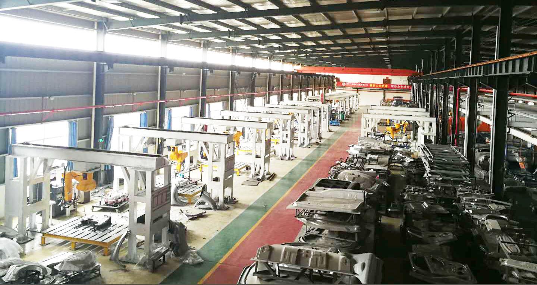 苏州智殷-三维激光切割机-激光切割机器人-3d激光切割机 -机器人激光切割机